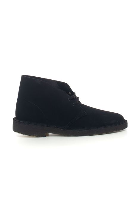 Suede ankle boots Clarks | 12 | 138227BLACK