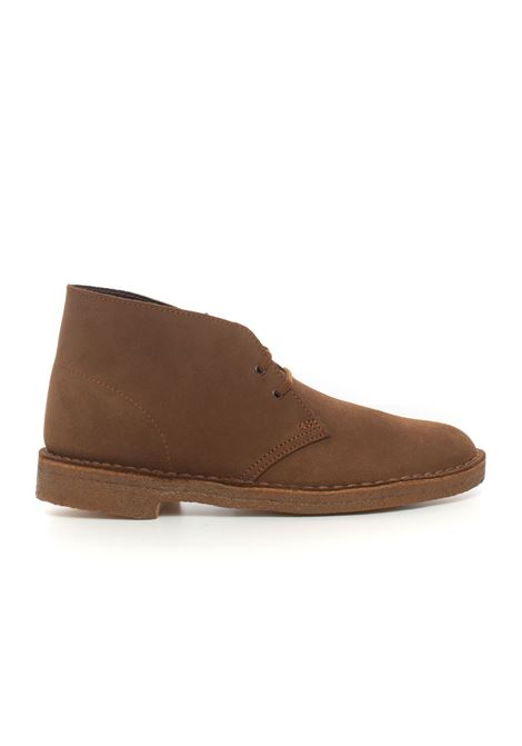 Suede ankle boots Clarks | 12 | 138230COLA