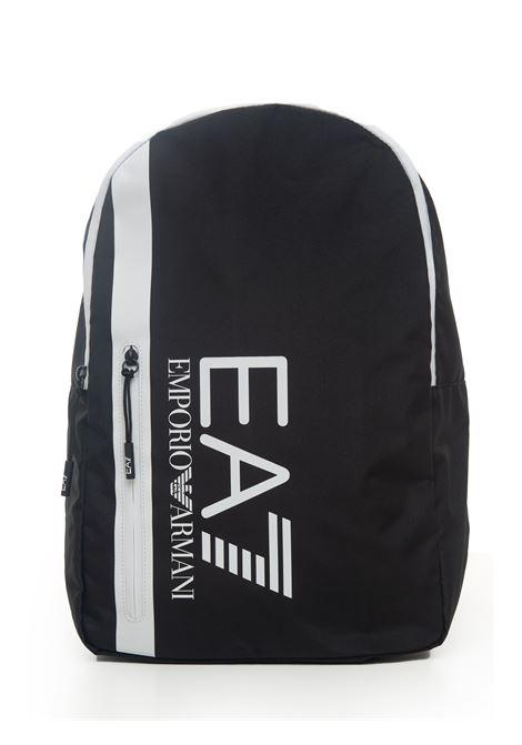 Canvas rucksack EA7 | 5032307 | 275974-CC98278820