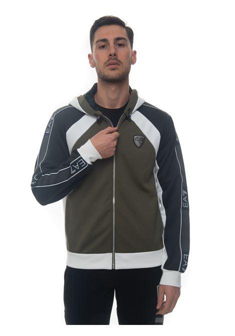 Sweatshirt with hood EA7 | 20000055 | 6HPM01-PJ3MZ1867