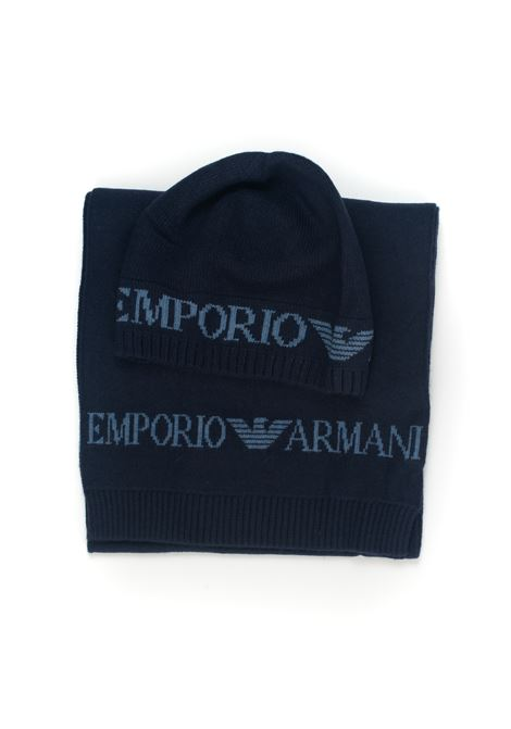 Scarf and hat Set Emporio Armani | 77 | 628001-0A85000035