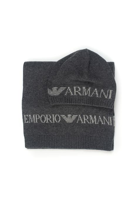 Scarf and hat Set Emporio Armani | 20000012 | 628001-0A85000044