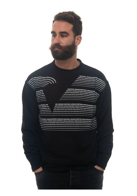 Round-neck pullover Emporio Armani | 20000055 | 6H1MC3-1JPHZ999