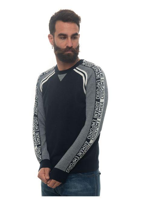 Round-neck pullover Emporio Armani | 7 | 6H1MTA-1MDFZ920
