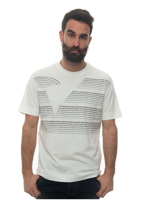 T-shirt Emporio Armani | 8 | 6H1T97-1JRKZ0101