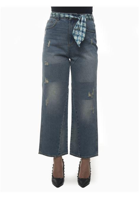 Jeans vita alta Emporio Armani | 24 | 6H2J31-2DTFZ0941