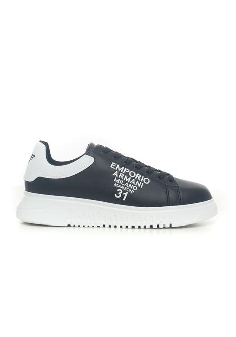 Sneakers in pelle Emporio Armani | 5032317 | X4X264-XM552N300