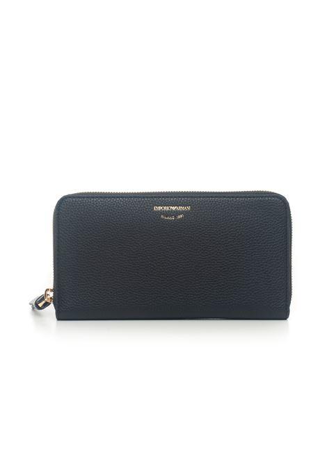 Zip around wallet Emporio Armani | 63 | Y3H168-YFW9B80001