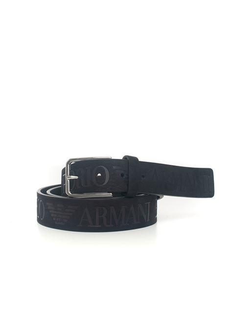 Cintura larga in pelle Emporio Armani | 20000041 | Y4S421-YTG2E80001