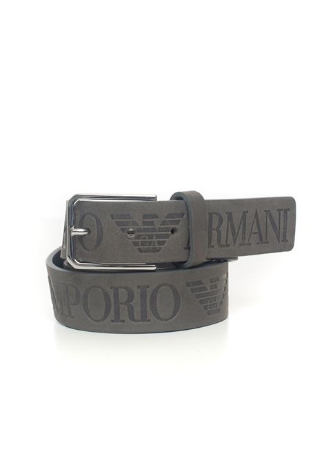 Cintura larga in pelle Emporio Armani | 20000041 | Y4S421-YTG2E8002