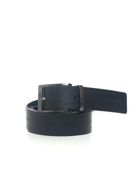 Thin belt in leather Emporio Armani | 20000041 | Y4S426-YTU5J88045