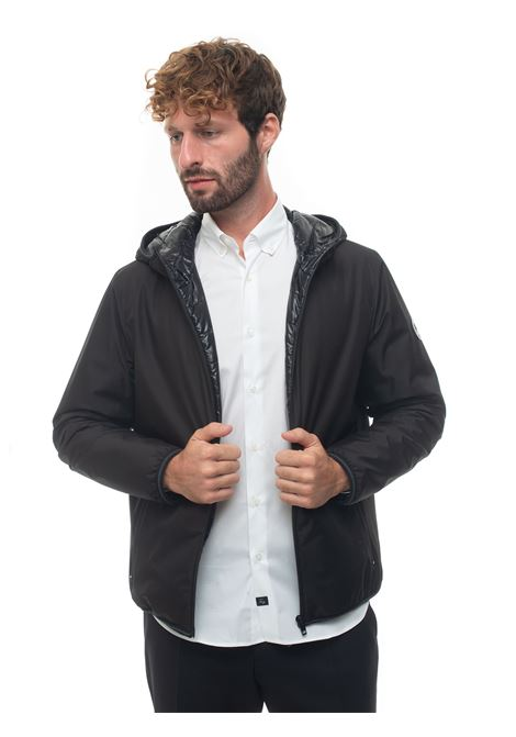 Hooded harrington jacket Fay | -276790253 | NAM12410660-QKJB999