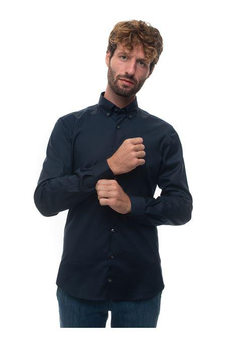 Camicia casual Fay | 6 | NCMA141258S-ORMU807