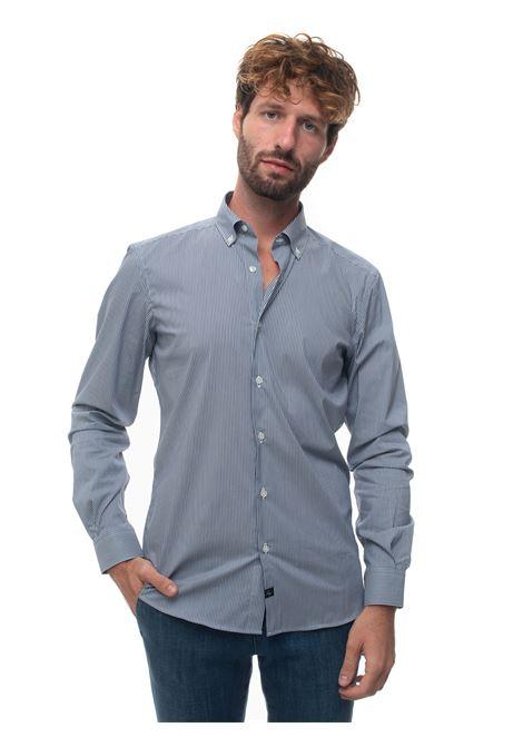 Camicia casual Fay | 6 | NCMA141258S-SFS0263
