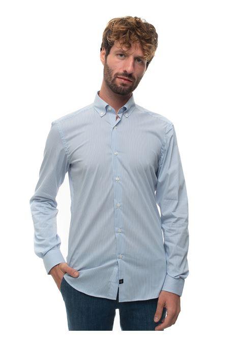 Camicia casual Fay | 6 | NCMA141258S-SFSU603