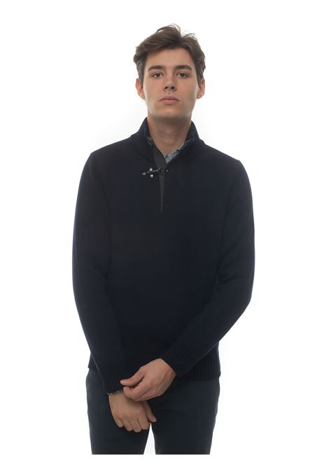 Half zip pullover Fay | 7 | NMMC1412120-FJDU807