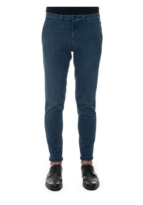 Jeans denim cut chino Fay | 9 | NTM8641187L-SHTU814