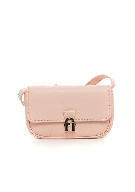 Furla Cosy Leather Belt Pack Furla | 20000091 | EBD9EVK-NAB0001BR00-CANDYROSE