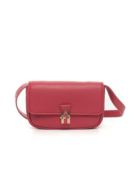 Furla Cosy Leather Belt Pack Furla | 20000091 | EBD9EVK-NAB000RUB00-RUBY