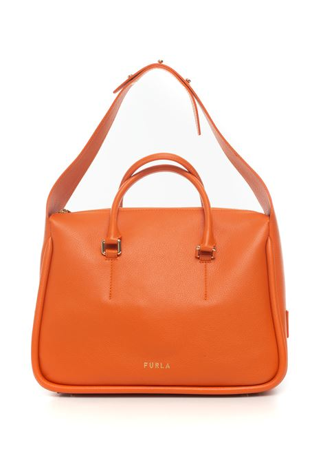 Furla Ester Tail bag in leather Furla | 31 | BARIFET-VOD000BG600-ORANGE