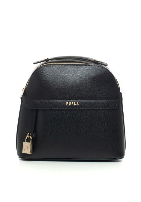Furla Piper Leather rucksack Furla | 5032307 | BAHYFPI-ARE000O6000-NERO