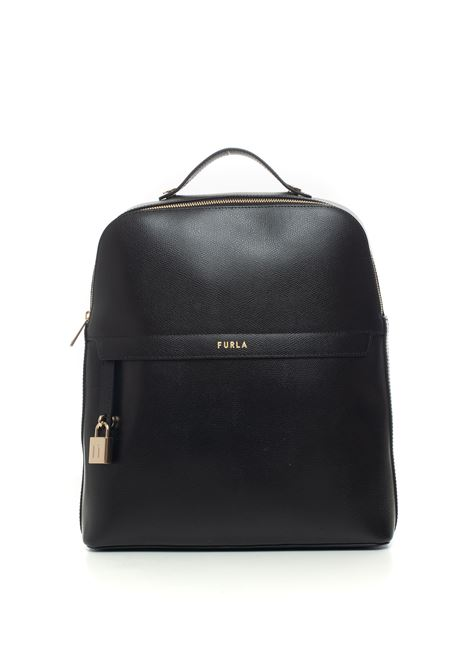 Furla Piper Leather rucksack Furla | 5032307 | BAHZFPI-ARE000O6000-NERO