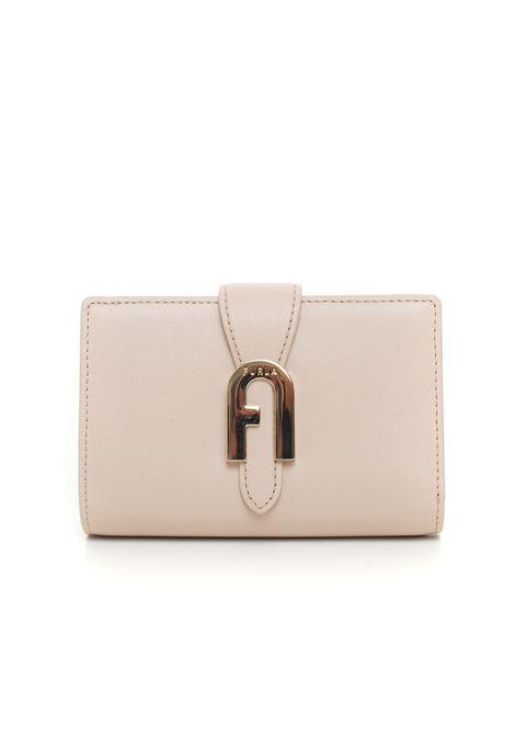 Furla Sofia Zip leather wallet small size Furla | 63 | PDR1PRS-MSD000B4L00-BALLERINA