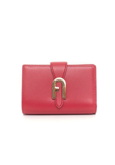 Furla Sofia Zip leather wallet small size Furla | 63 | PDR1PRS-MSD000RUB00-RUBY