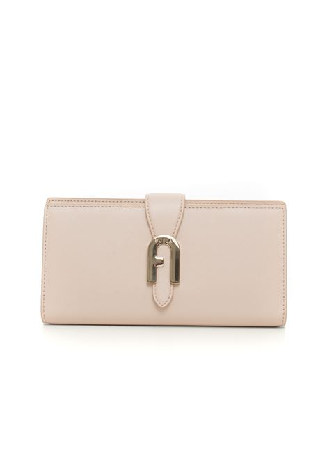 Furla Sofia Zip leather wallet big size Furla | 63 | PDR2PRS-MSD000B4L00-BALLERINA