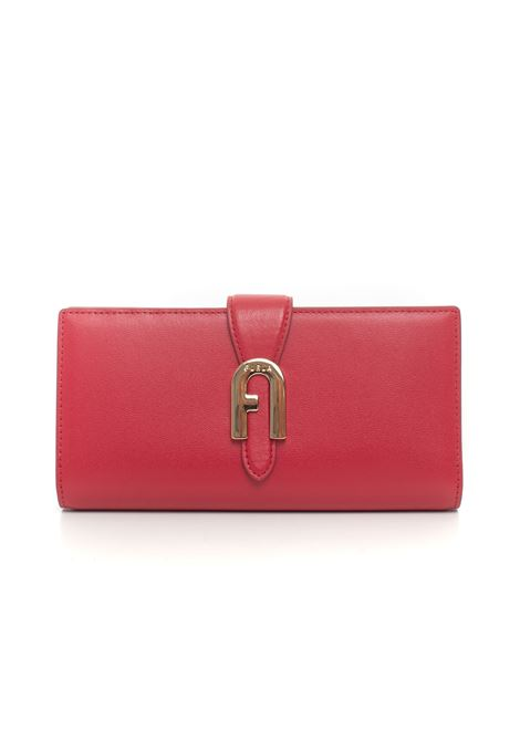 Furla Sofia Zip leather wallet big size Furla | 63 | PDR2PRS-MSD000RUB00-RUBY