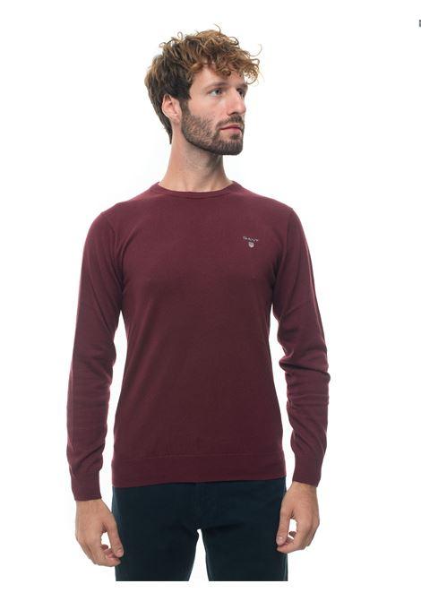 Round-neck pullover Gant | 7 | 083101605