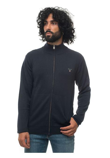 Wool cardigan Gant | 39 | 083104405