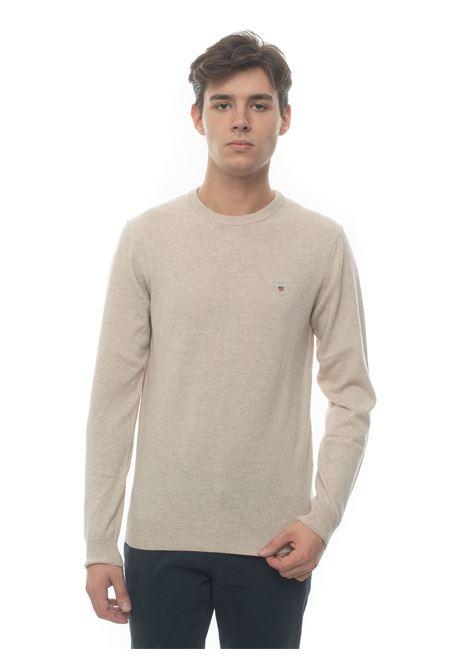 Round-neck pullover Gant | 7 | 086211295