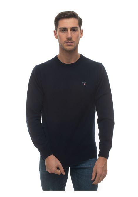 Round-neck pullover Gant | 7 | 086211410