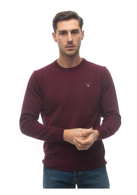 Round-neck pullover Gant | 7 | 086211678