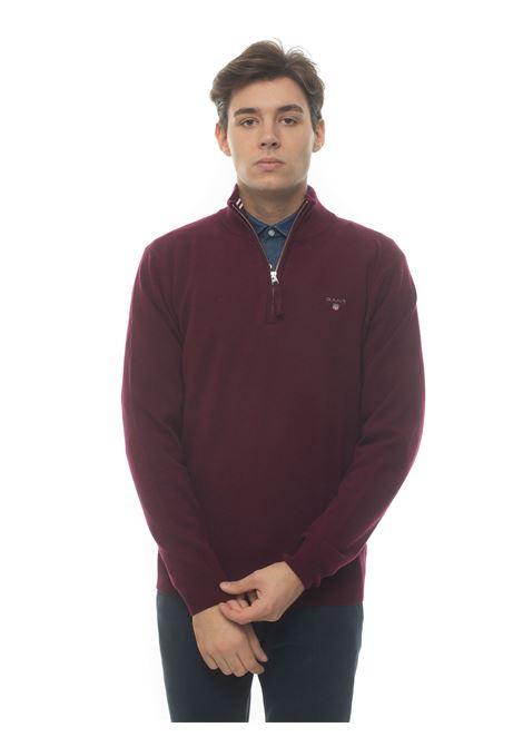 Pullover mezza zip Gant | 7 | 086213678