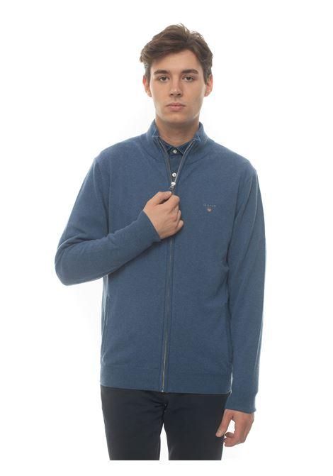 Pullover zip intera Gant | 39 | 086214489