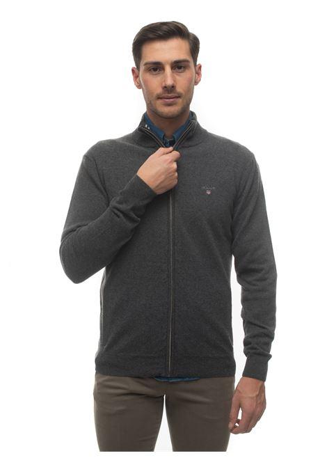 Pullover zip intera Gant | 39 | 08621495