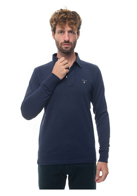 Polo shirt long sleeves Gant | 2 | 2005050433
