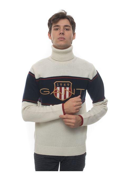 Pullover collo alto Gant | 7 | 8000128130