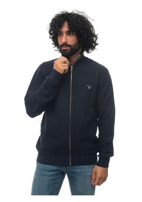 Pullover zip intera Gant | 39 | 8030032433