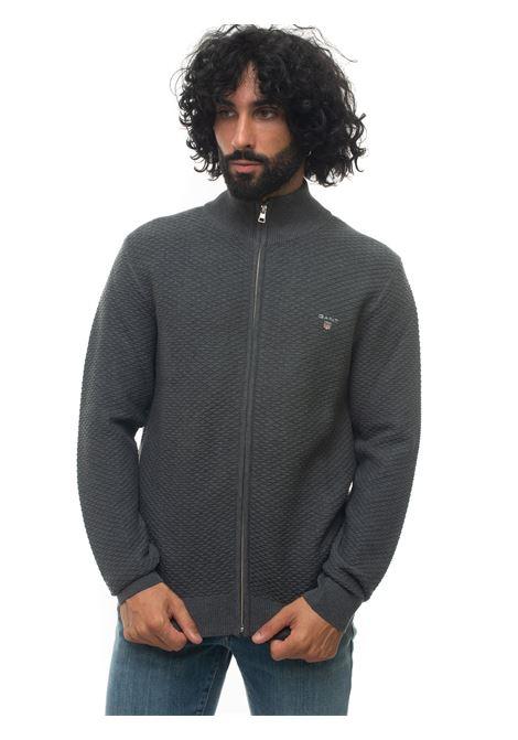 Pullover zip intera Gant | 39 | 803003295