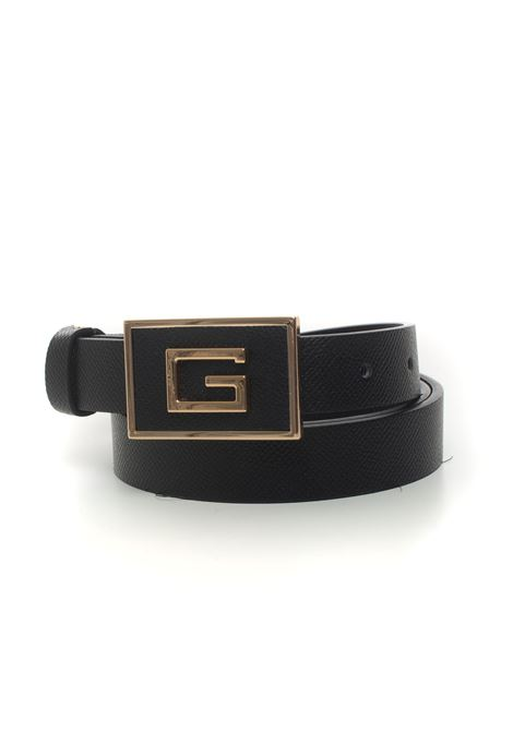 Buckle belt with logo detail Guess | 20000041 | BW7339-VIN25BLA