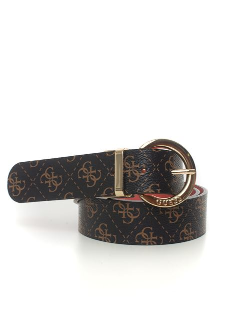 Cintura bicolore Camy Guess | 20000041 | BW7343-VIN35BRM