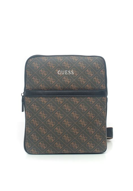 VEZZOLA Shoulder bag Guess | 20000001 | HMVEZZ-P0424BRO
