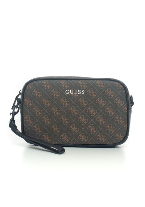 Vezzola  Shoulder bag Guess | 20000001 | HMVEZZ-P0444BRO