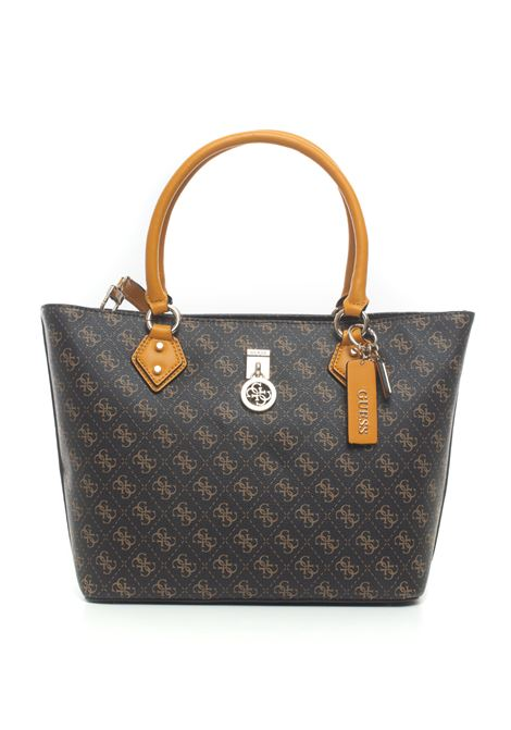 JENSEN Shopper bag Guess | 31 | HWSG78-76230BRO