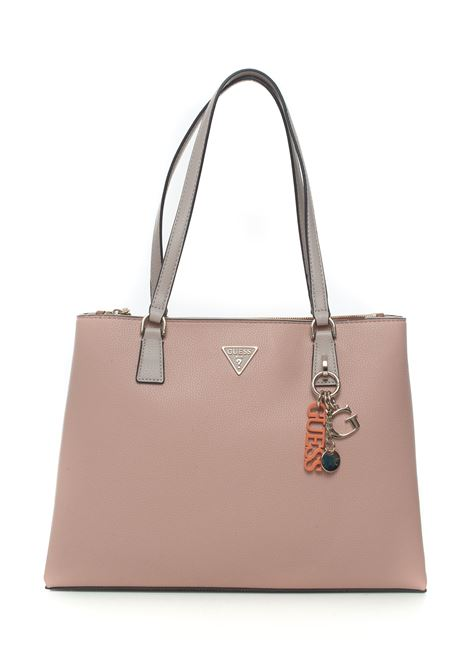 Becca bag with logo detail Guess | 31 | HWVG77-42230BSM