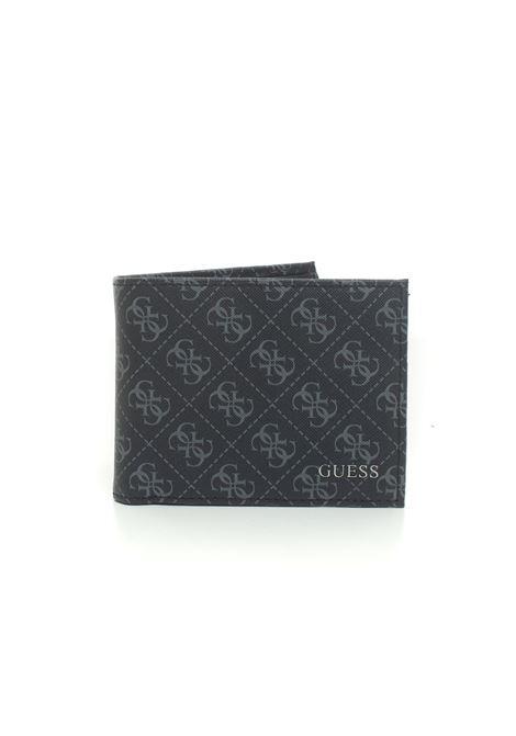 Vezzola Wallet Guess | 63 | SMVEZZ-POL24BLA