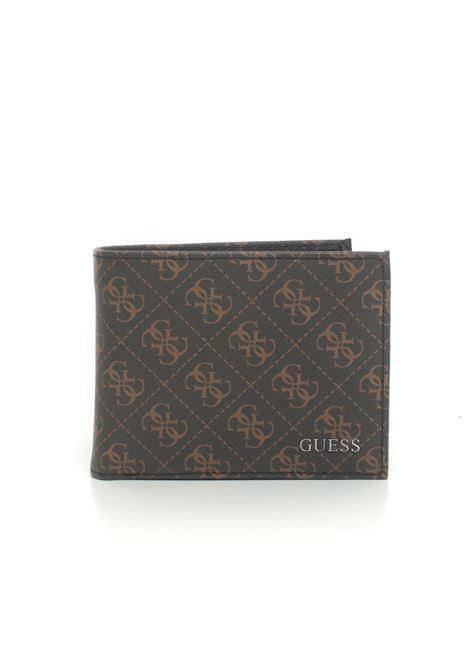 Vezzola Wallet Guess | 63 | SMVEZZ-POL24BRO